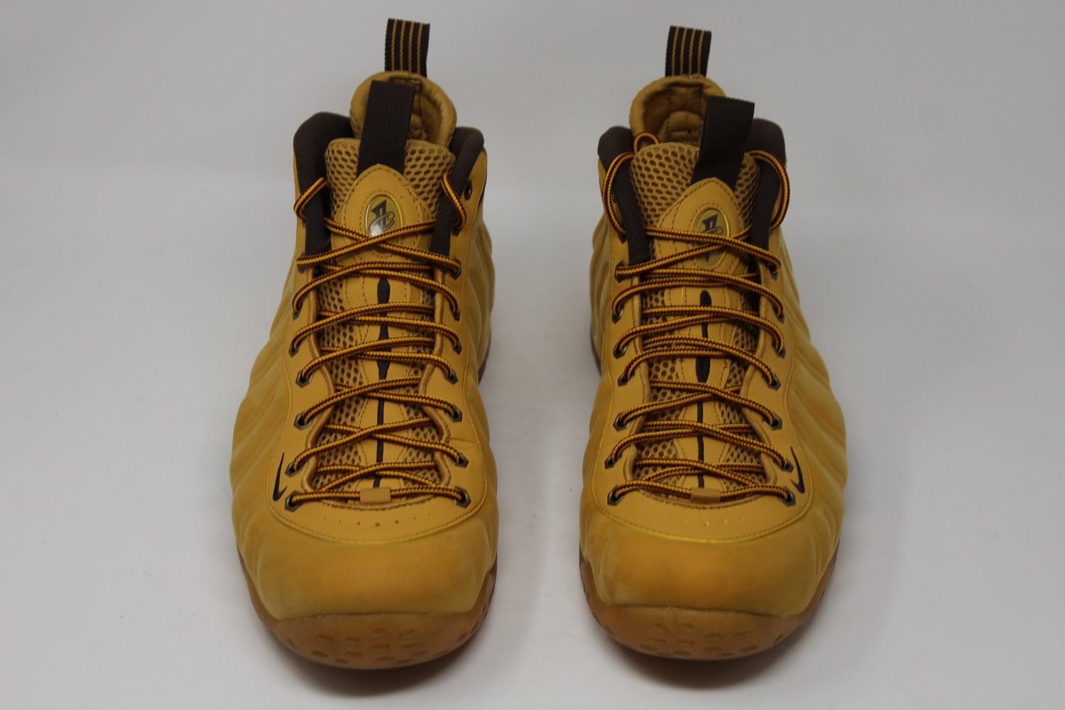 san francisco 955a6 2fe8c Air Foamposite One PRM Wheat