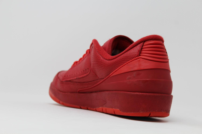 outlet store d2ebe 1acfc Air Jordan 2 Retro Low Gym Red