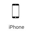 iPhone category Icon