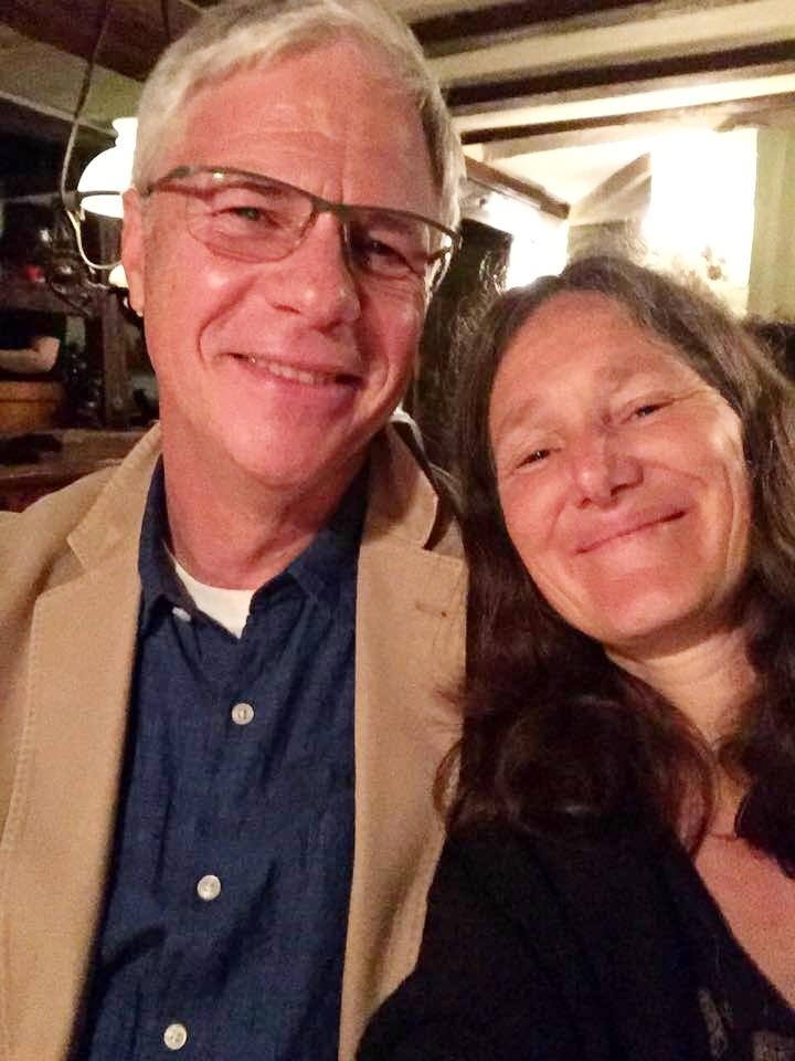 Scott and Sabine