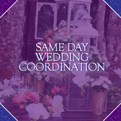 Tcj management co why should i have a same day wedding coordinator why should i have a same day wedding coordinator junglespirit Choice Image