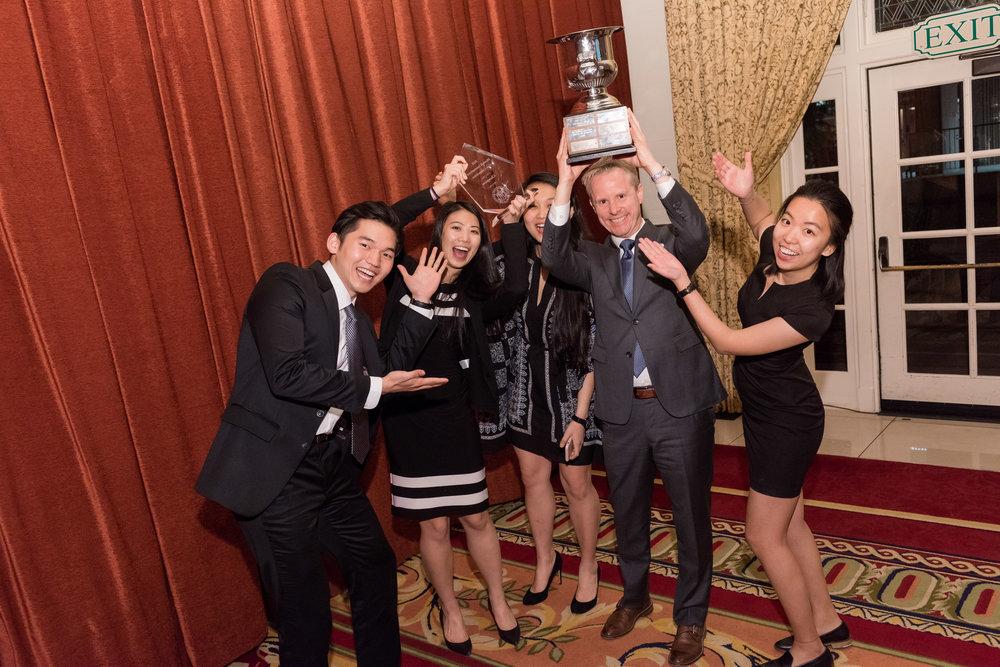 MICC 2018 Winners- University of Pennsylvania, Wharton School of Business