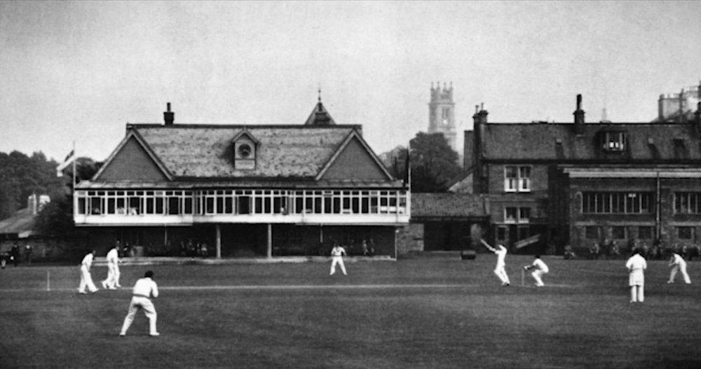 The Pavilion, 1950s.