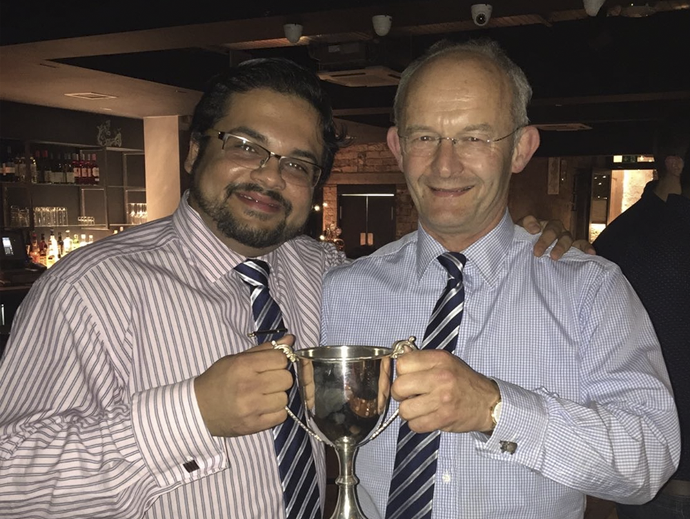 ANKIT SEHGAL - 2nd XI Captain
