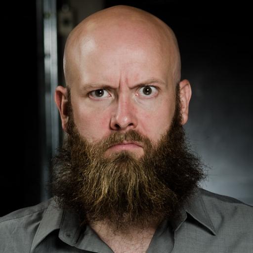Austin Terrell - Teacher. Actor. Beard model.