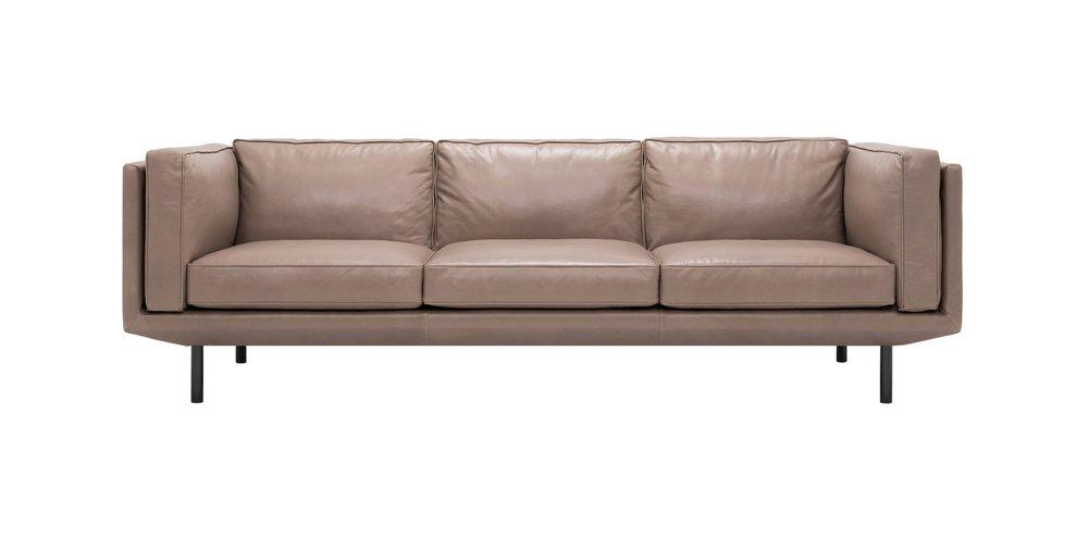 Plateau Sofa - Feather Filled Cushions