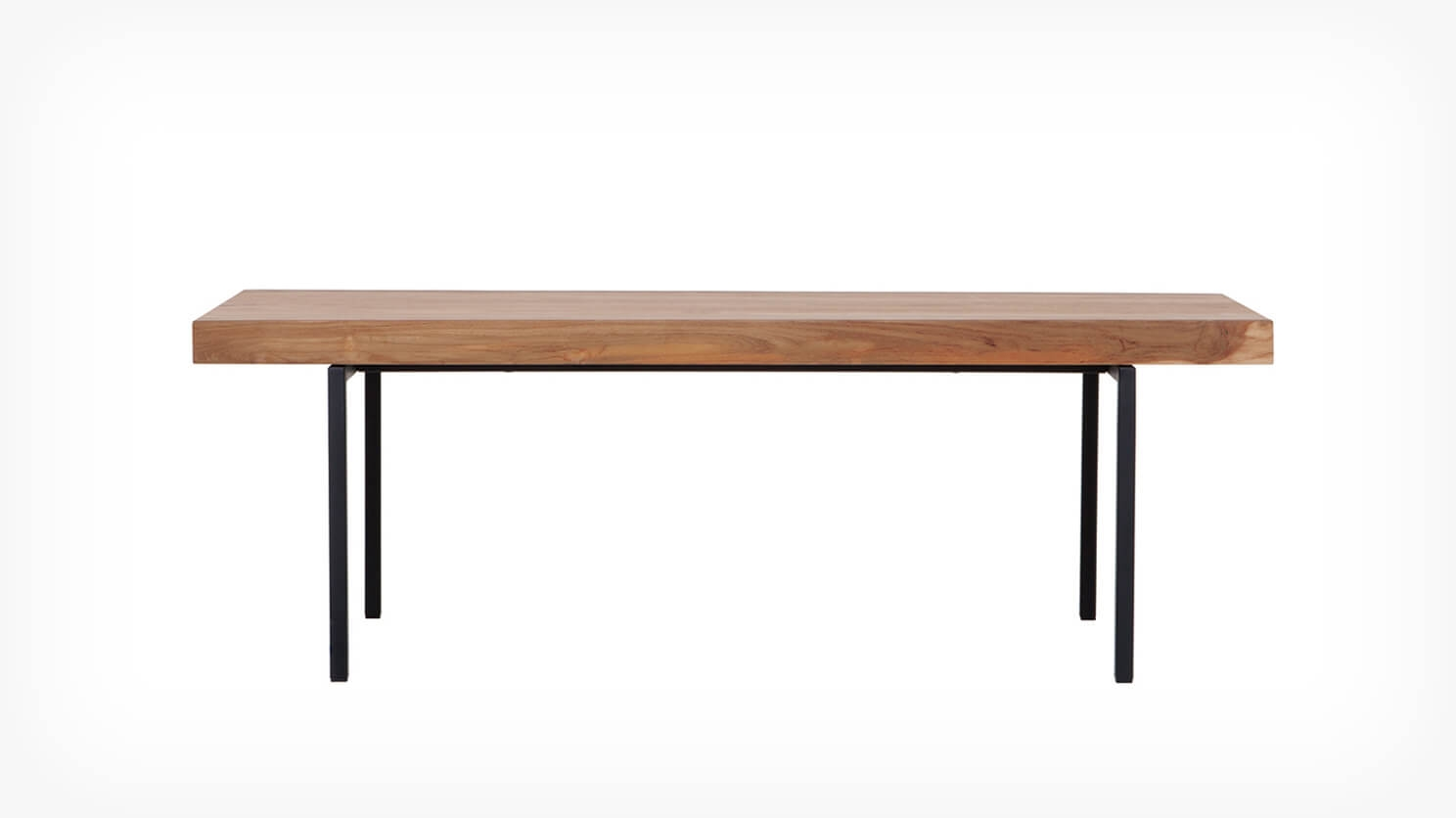 Reclaimed Teak Coffee Table M Collection Home