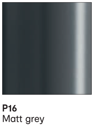 P16 Metal Matt Grey - Calligaris - M Collection .png