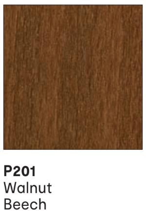 P201 Walnut Veneer Walnut - Calligaris - M Collection.png