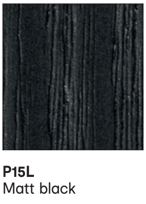 P15L Matt Black - Calligaris - M Collection.png
