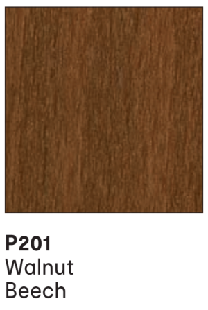 P201 Walnut Veneer Walnut - Calligaris - M Collection.png