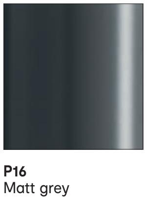 P16 Metal Matt Grey - Calligaris - M Collection .png