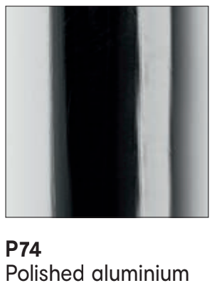 P74 Polished Aluminium - Calligaris - M Collection NYC.png