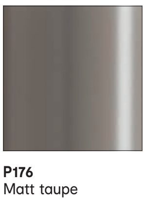 P176 Metal Matt Taupe - Calligaris - M Collection NYC.png