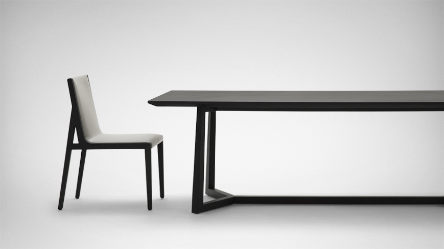 Vessel Dining Table