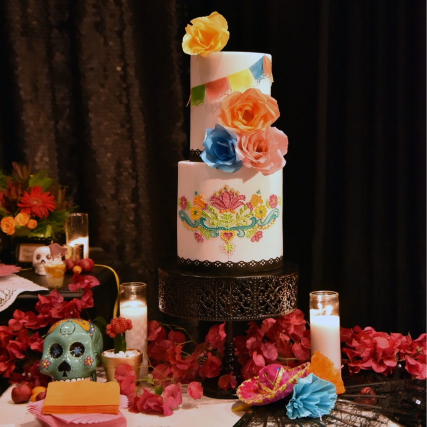 City Club Suppers:Dia De Los Muertos -