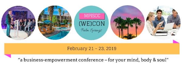 MPISCC (WE)CON Palm Springs