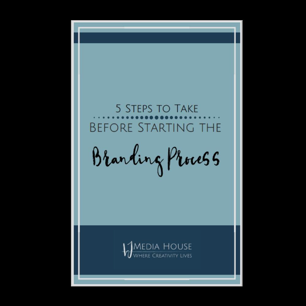 Branding Process Workbook