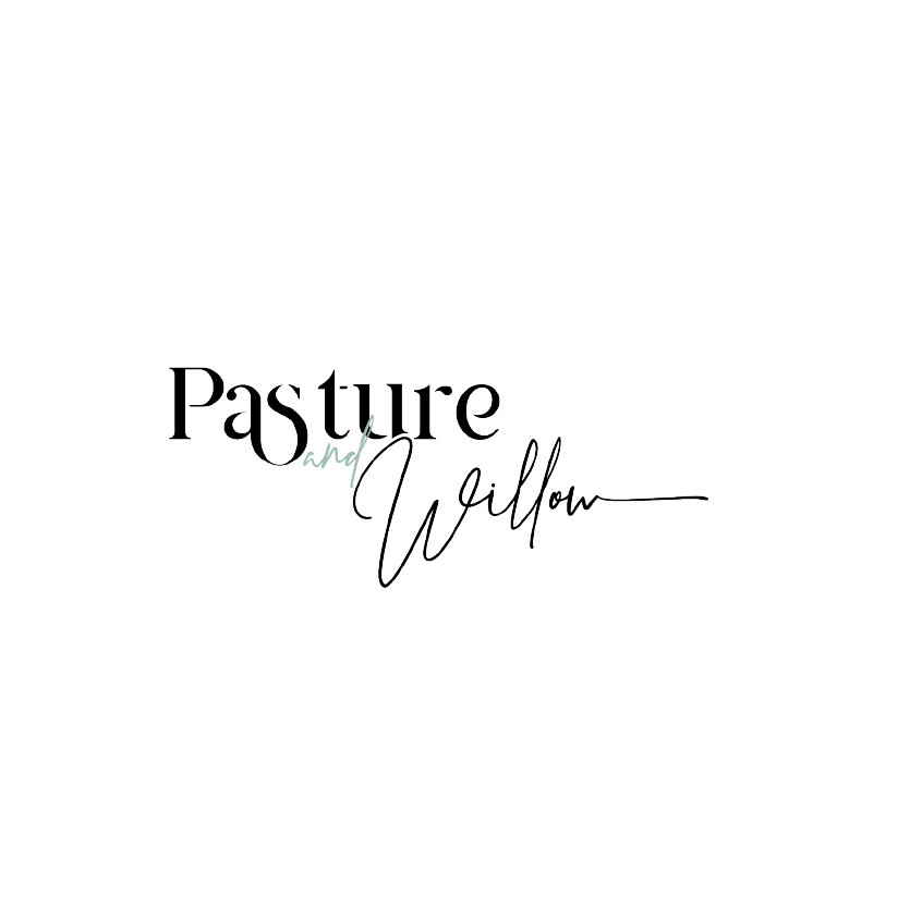 Pasture and Willow Brand