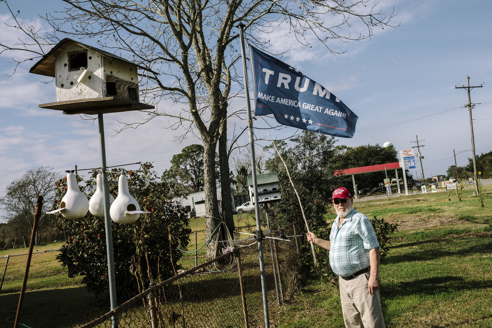 Cameron Parish, Louisiana - Trump Town USA