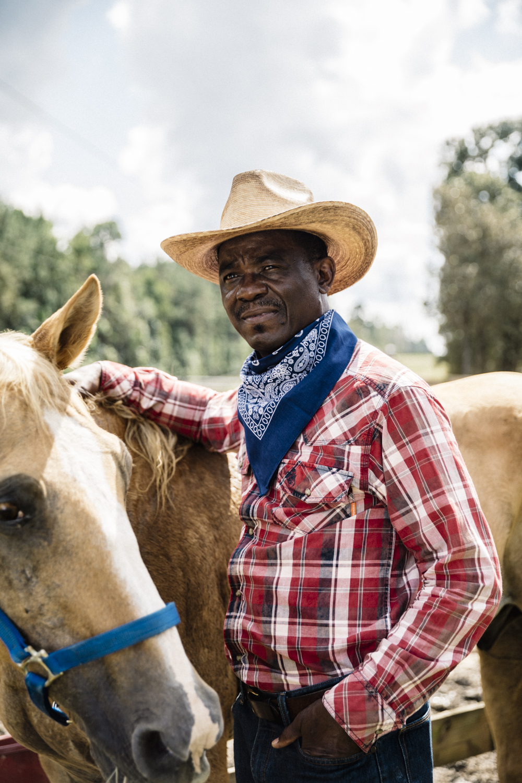 Igwe Udeh - Nigerian Cowboy