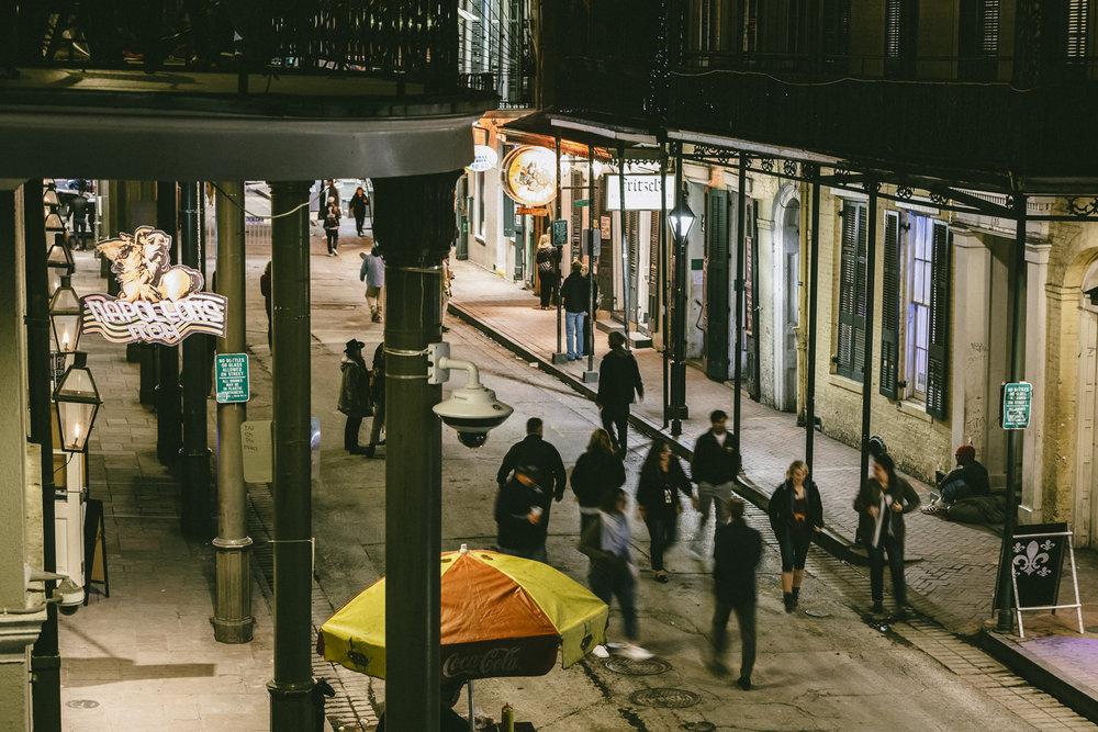 New Orleans Surveillance