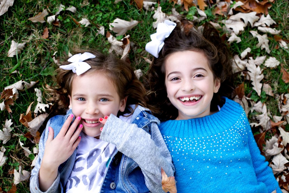 Narberth Family Fall Photography