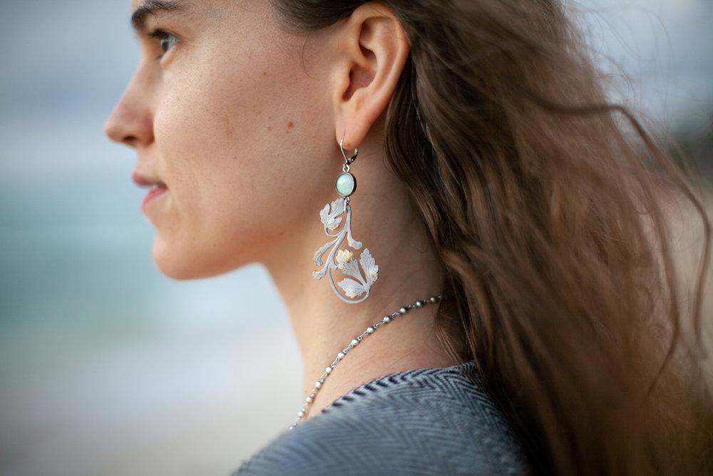 Joey Five Cents Handmade Jewelry by Avi Loren Fox in Caribbean Mexico-4.jpg