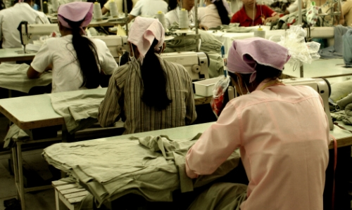 Labor Standards /Sweatshops -