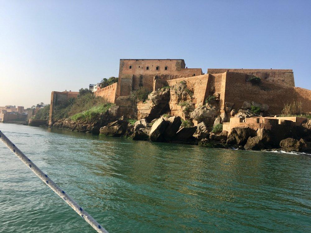 Rabat/Casablanca, Morocco - WESTERN AFRICAN COAST - ATLANTIC OCEANCLICK HERE