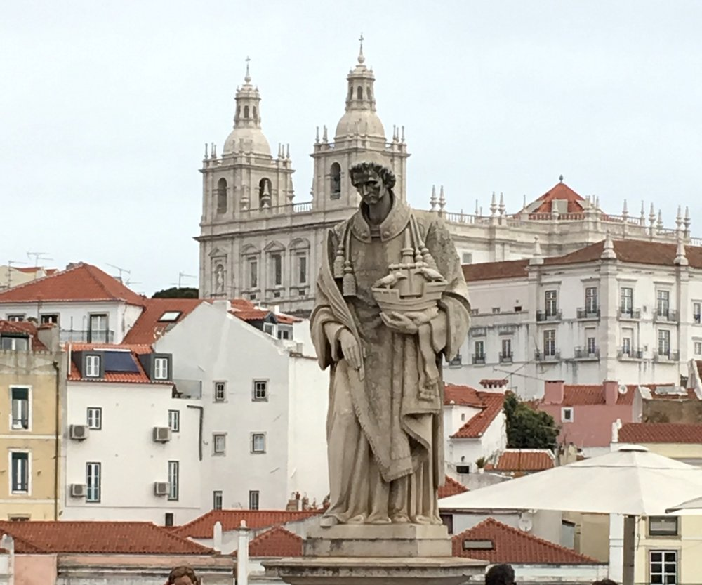 Lisbon, Portugal - CLICK HERE TO READ MICHELLE'S BLOG