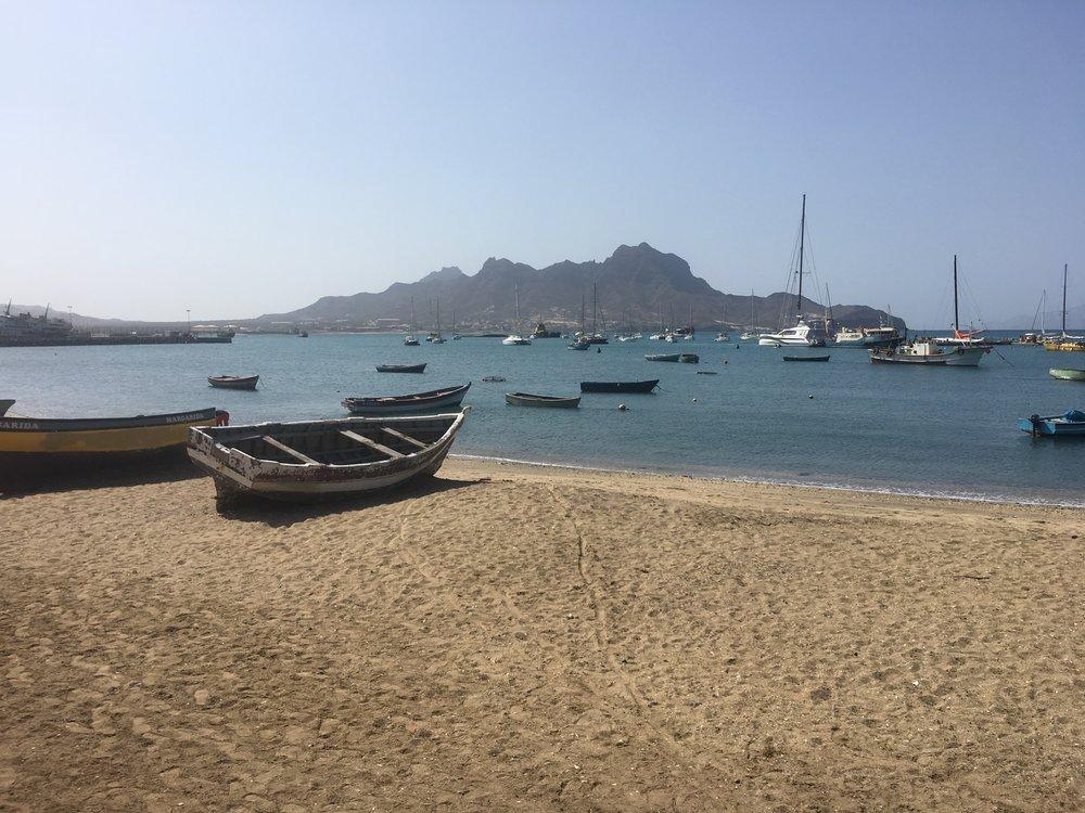 Mindelo, São Vicente, Cape Verde - WESTERN AFRICAN ATLANTIC COAST CLICK HERE