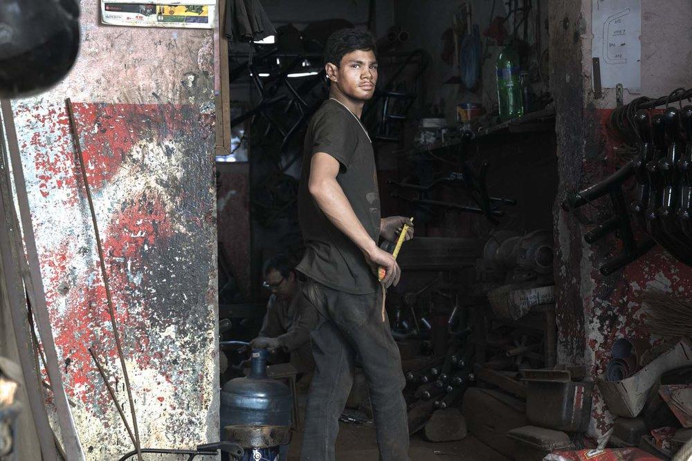 metal smith  -Kathmandu