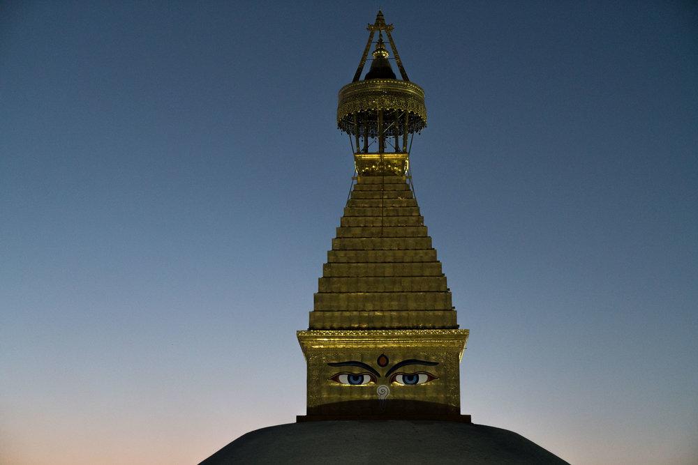 -Boudhanath, Nepal-