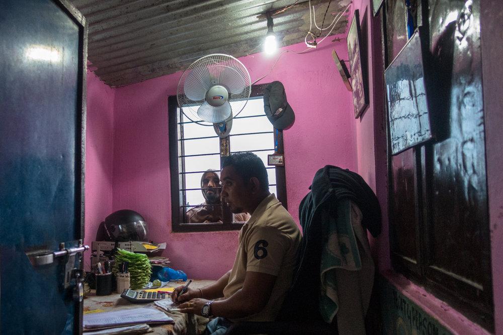 Police Office-  Kathmandu, Nepal