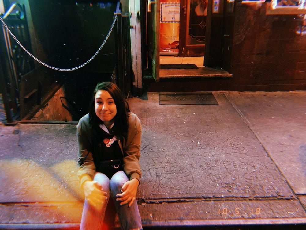 Waiting for Joe's!