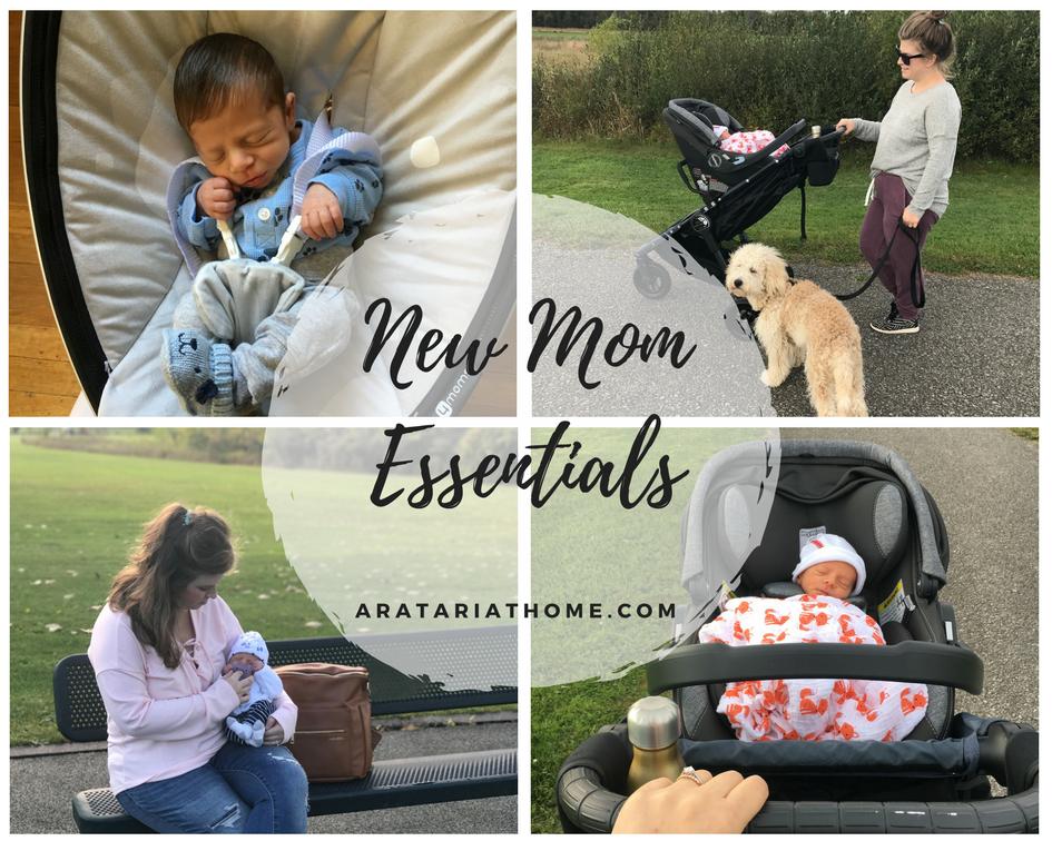 New Mom Essentials