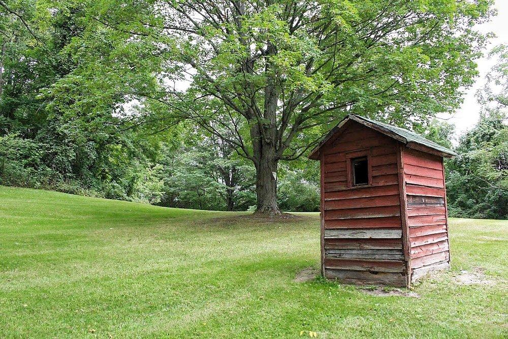 farmhouse shed