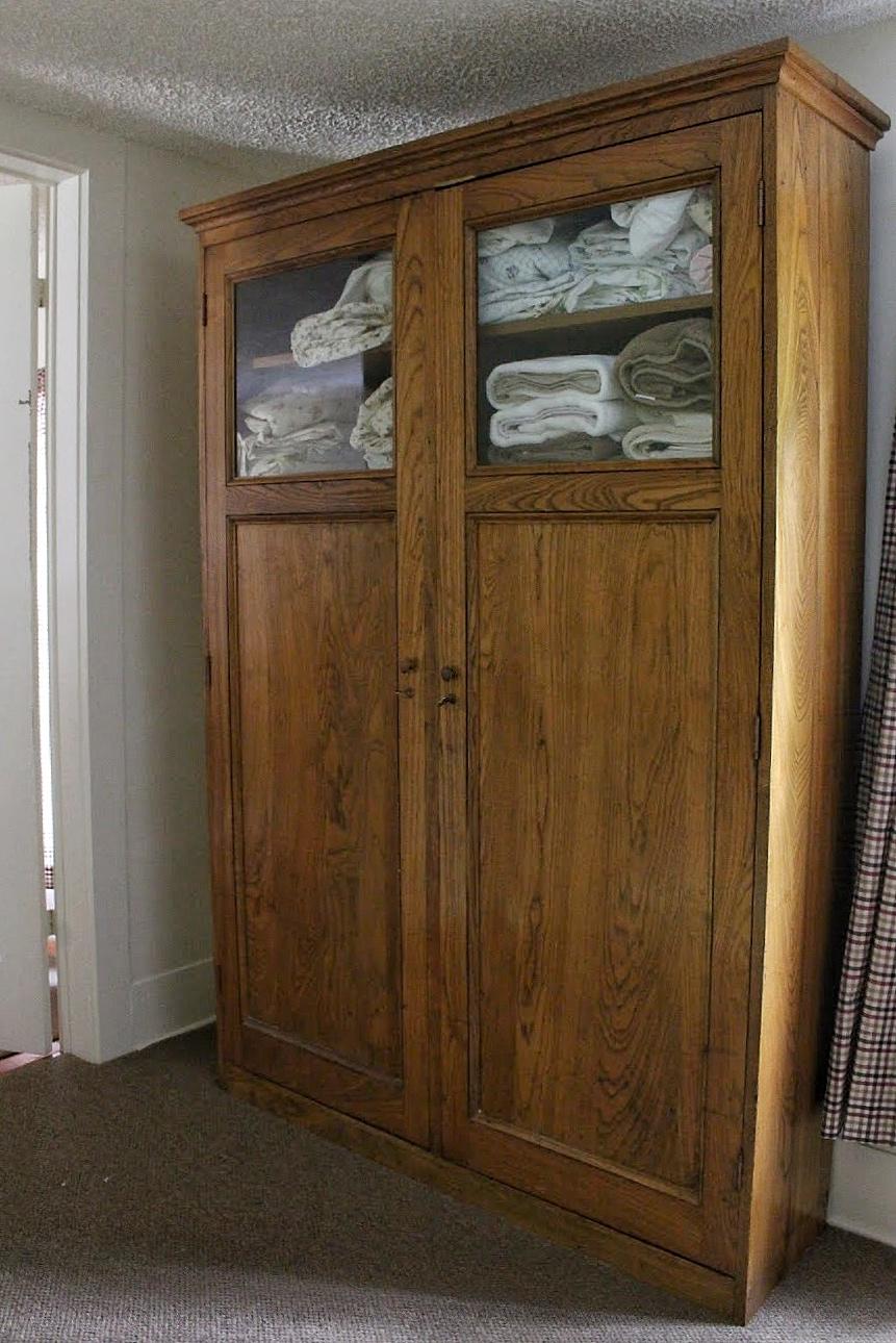 antique cabinet in naples