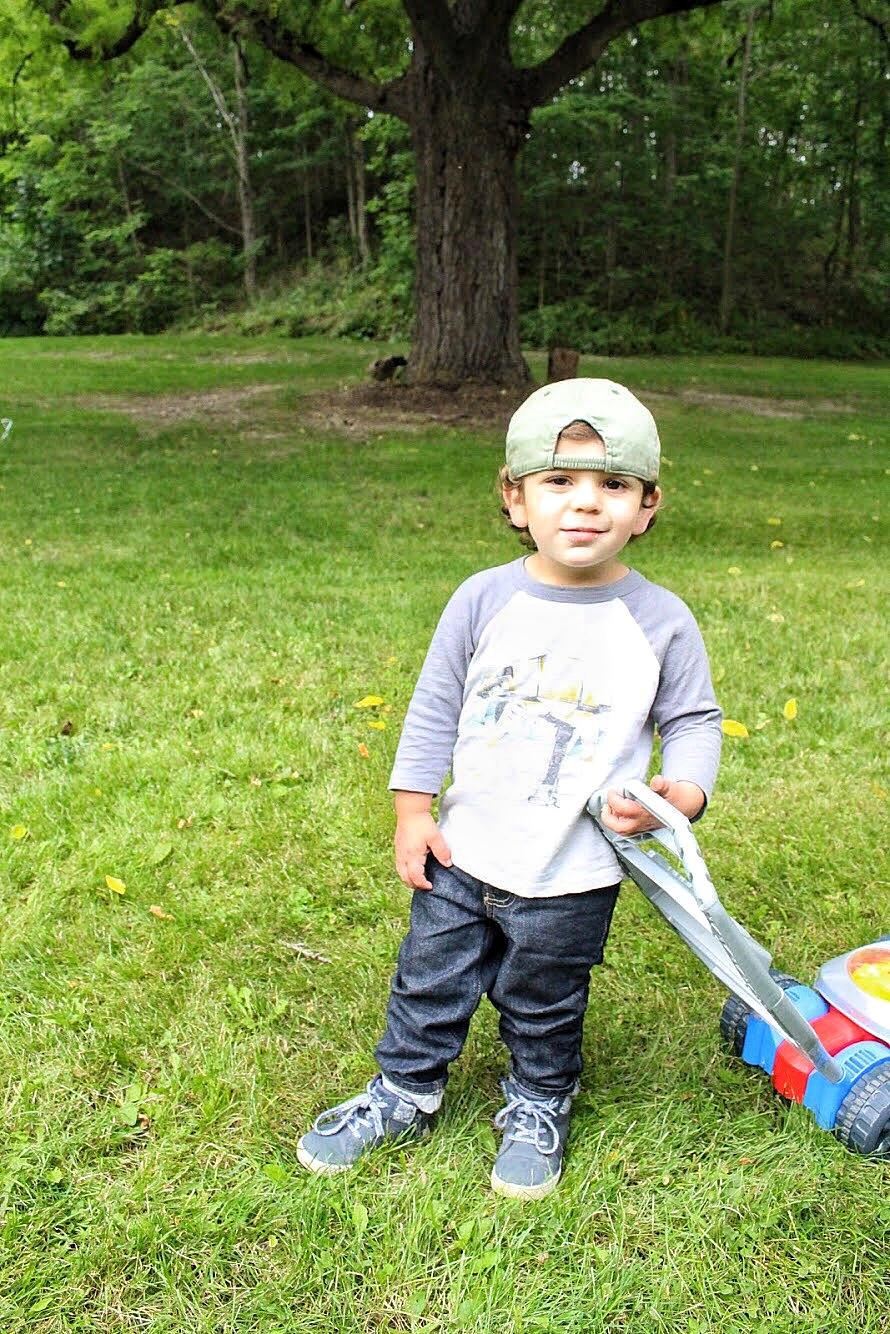 nephew at naples