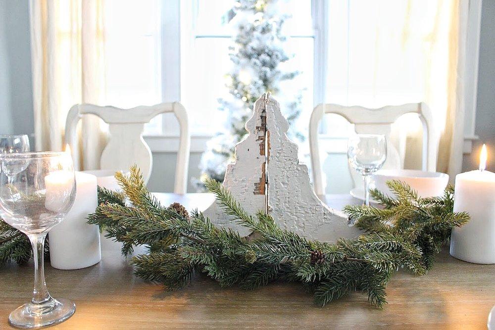 christmas tree corbel