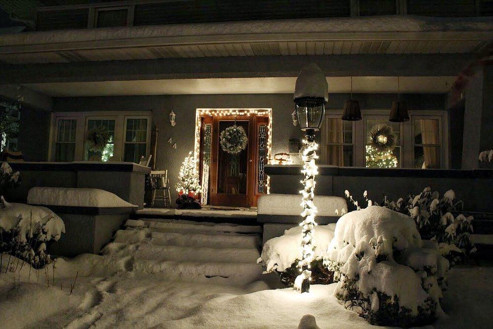 Night Time Christmas Tour