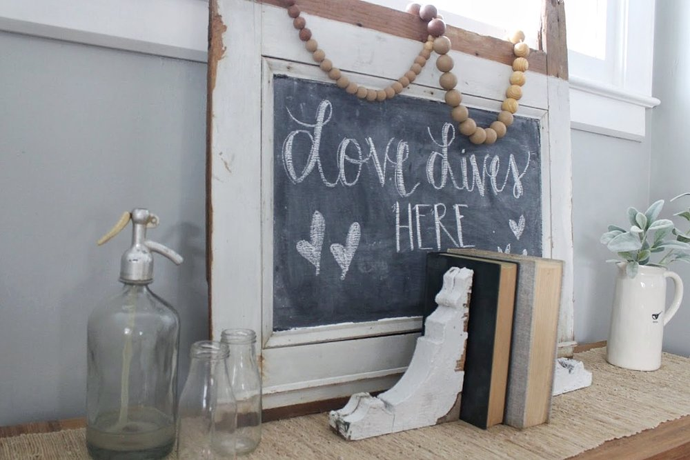 Etsy Finds--Farmhouse Decor