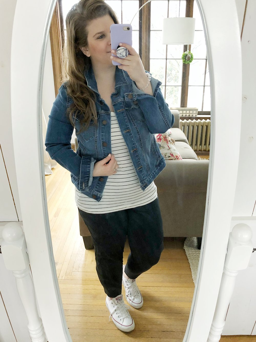 Comfy casual jogger style