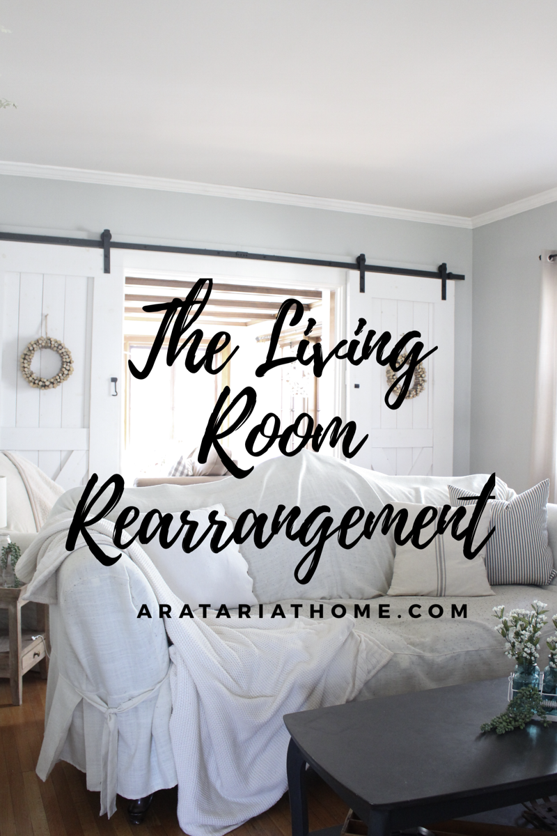 The Living Room Rearrangement