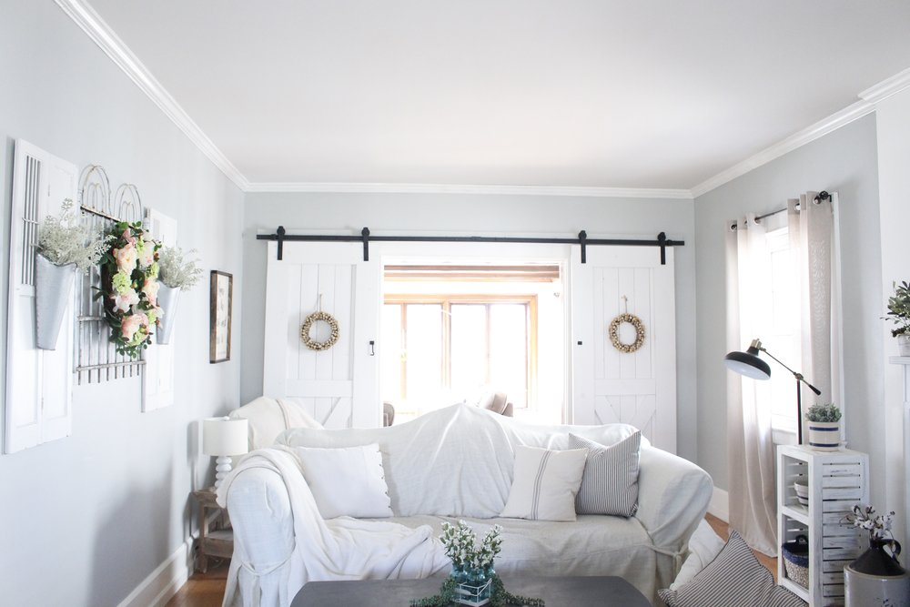 The Living Room Rearrangement
