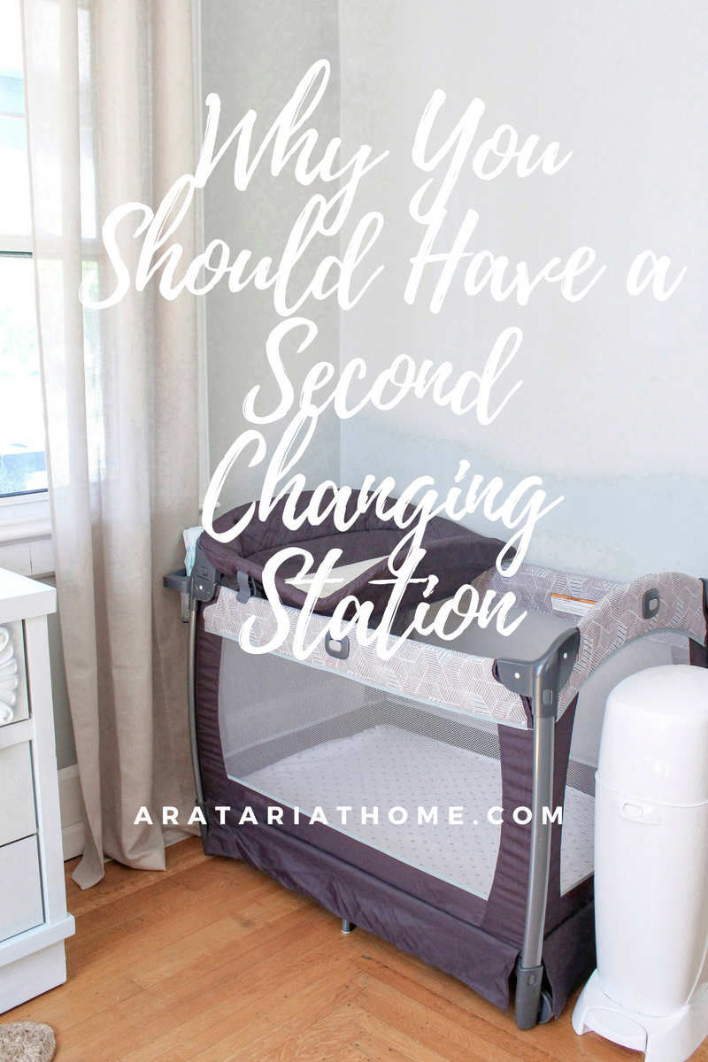 Why You Should Have a Second Changing Station