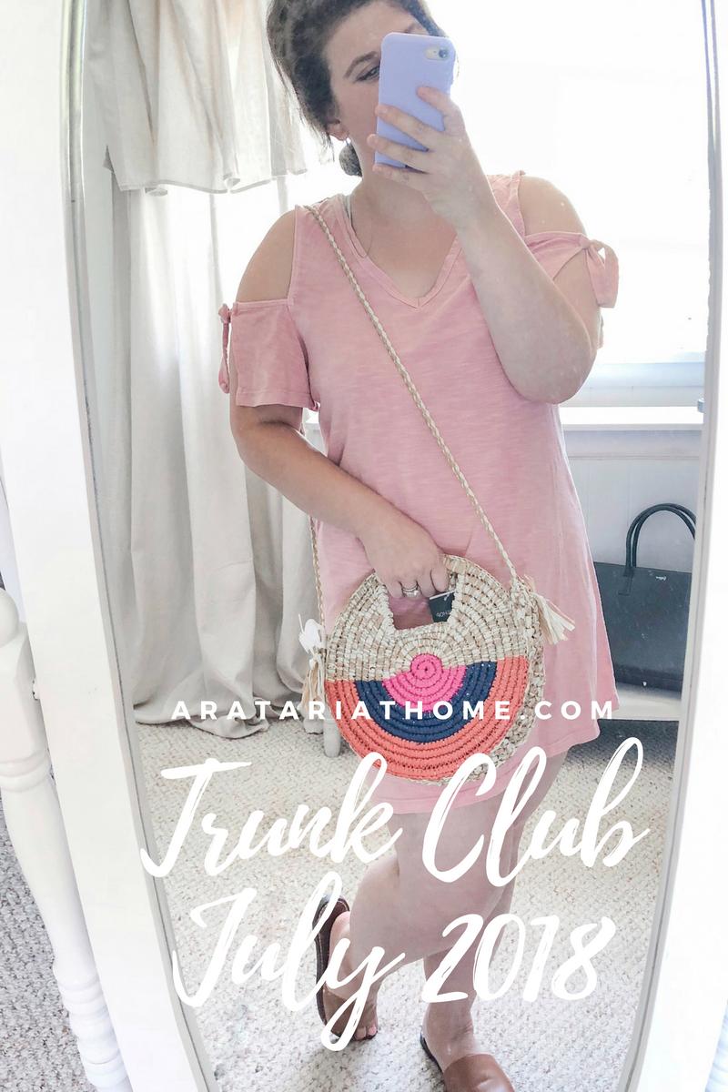 Trunk Club July 2018