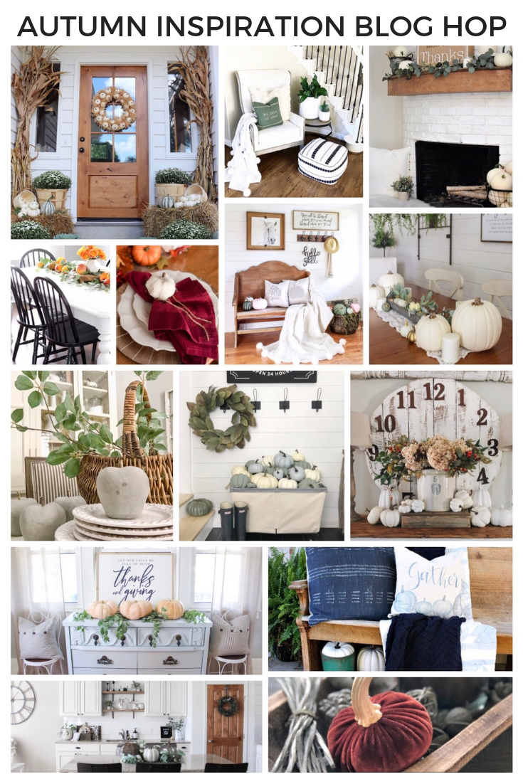 AUTUMN INSPIRATION BLOG HOP