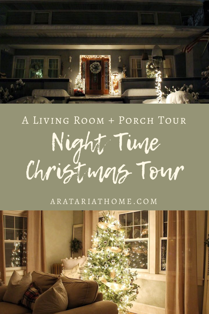 Night Time Christmas Tour